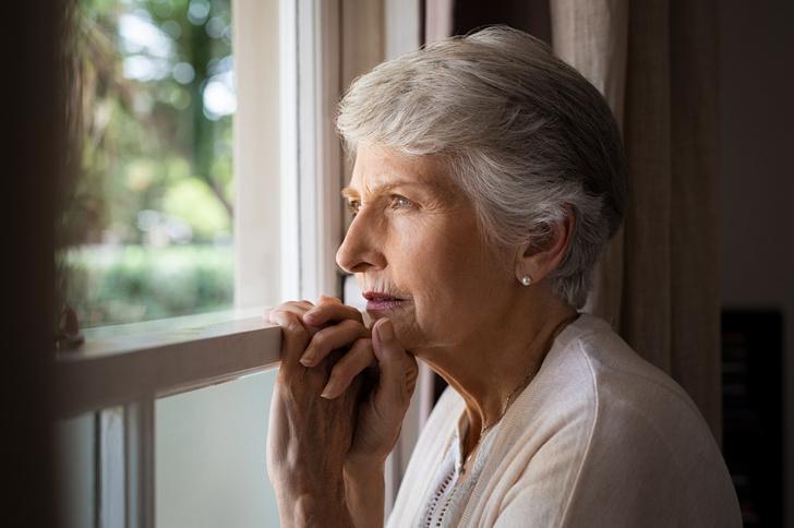 тревога ранний признак болезнь Альцгеймера