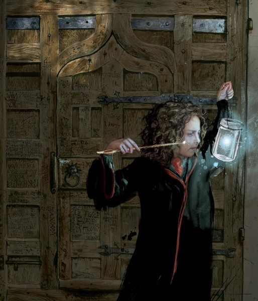 Фото №4 - Хотим немедленно: Новый иллюстрированный «Гарри Поттер»