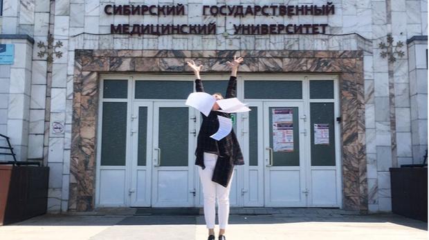 Фото №10 - Реальная история: как я поступила в университет мечты