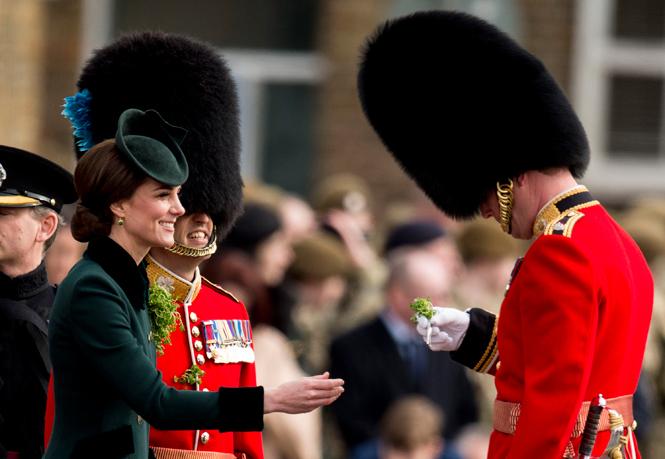 Фото №9 - Не дождетесь: герцогиня Кембриджская в отличном настроении