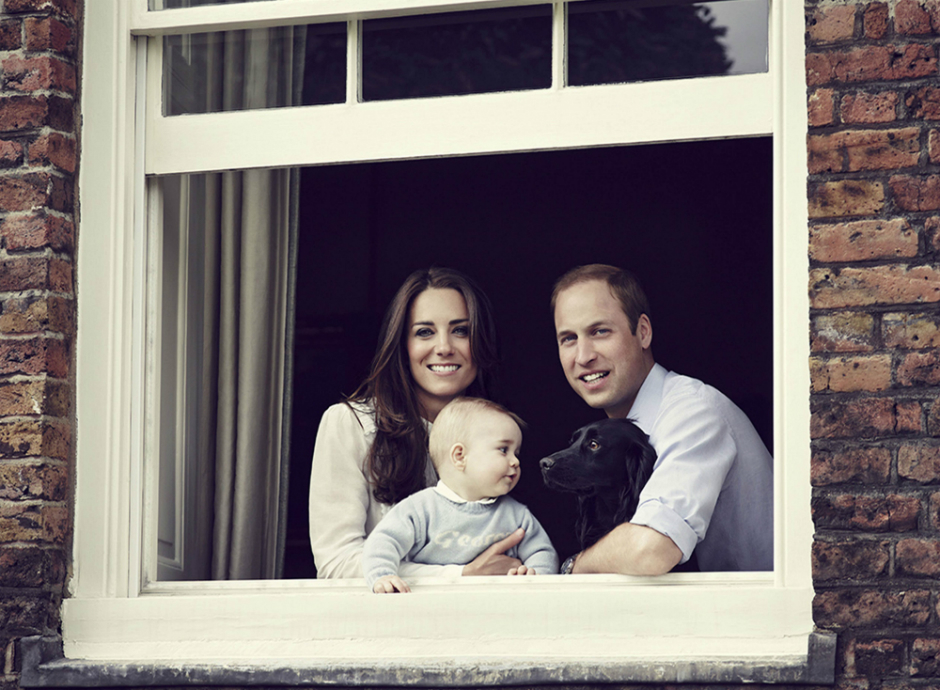 Кейт Мидллтон и принц Уильям