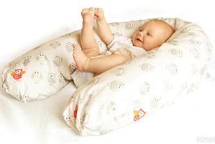 как выбрать подушку для новорожденного, подушка для новорожденного
