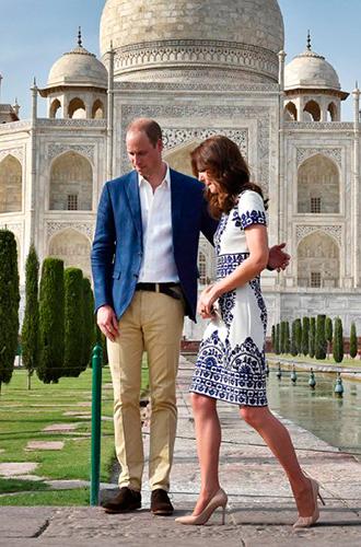 Фото №17 - Самые трогательные моменты из жизни герцогини Кембриджской в 2016 году
