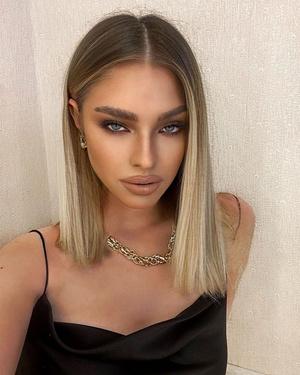 тренды стрижек волос 2021 женские на длинные короткие средние волосыволосы