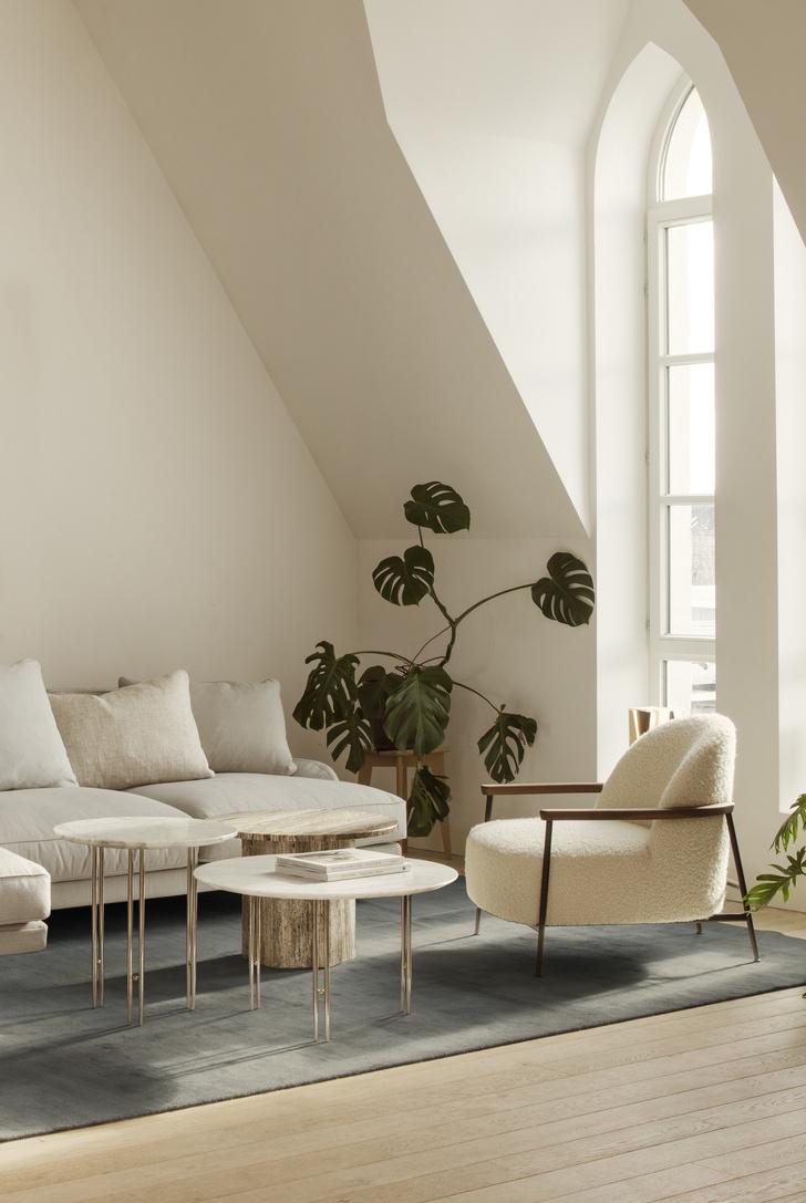Фото №3 - Кресло Sejour по дизайну GamFratesi для Gubi