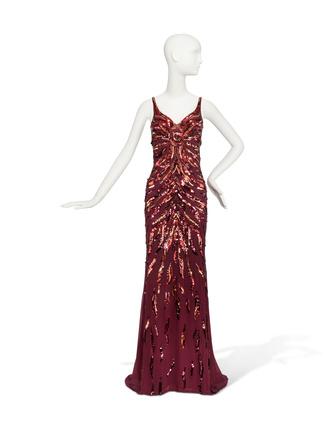 Фото №13 - Звездный дизайнер и подруга Мика Джаггера: самые роскошные наряды Л'Рен Скотт
