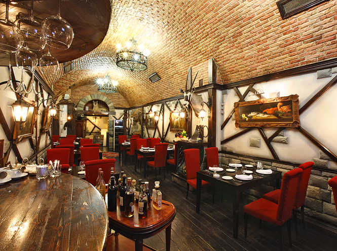 Фото №5 - Особый подход: рестораны с русской кухней на новый манер