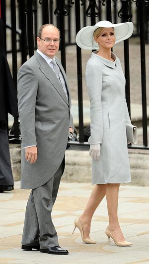 Фото №7 - Принцы, королевы, султаны: как выглядели монаршие гости свадьбы Кейт и Уильяма