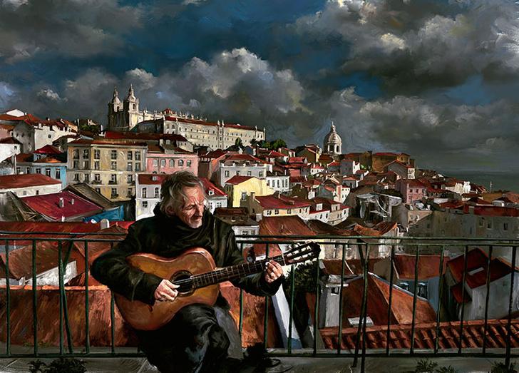 Фото №1 - Выходные в Лиссабоне
