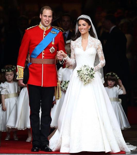 Фото №1 - Too cute: новые фото принца Уильяма и Кейт Миддлтон в честь годовщины свадьбы 🥰