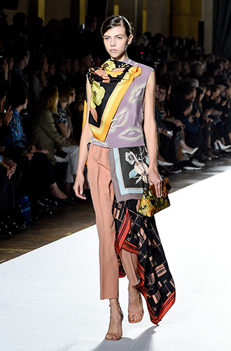 Фото №24 - По секрету: 10 неочевидных (пока) трендов Недели моды в Париже