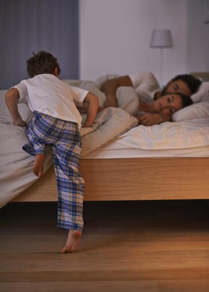Фото №2 - Ребенку снятся кошмары: о чем сигналят плохие сны