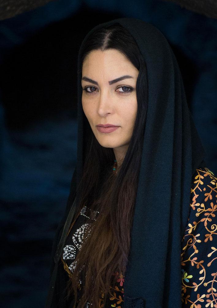 Фото №1 - Мисс мира: Иран. Жизнь под прикрытием