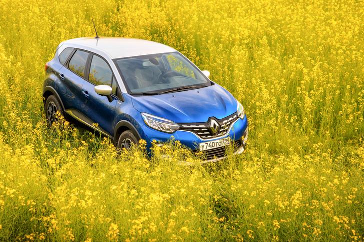 Фото №2 - Renault Kaptur: внутренний прогресс