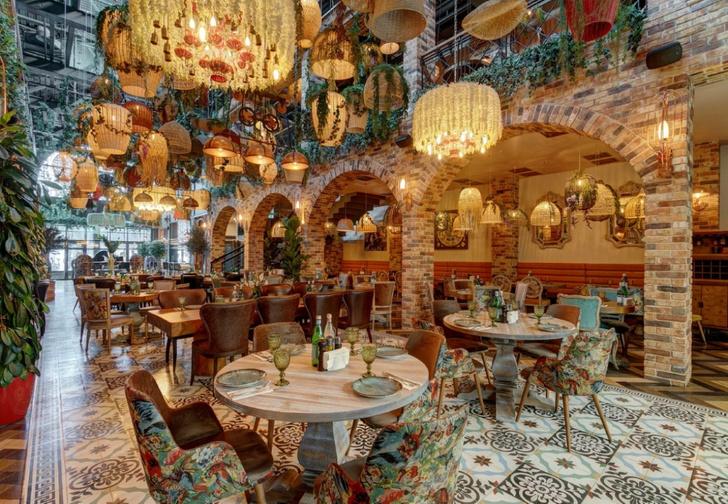 Фото №4 - Ресторан «Шеф Амазония bar & club»: турецкие страсти с итальянской перчинкой