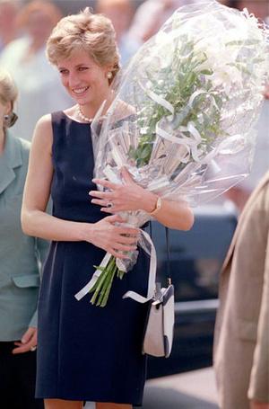 Фото №2 - Диана в Москве: как прошел единственный визит принцессы в Россию