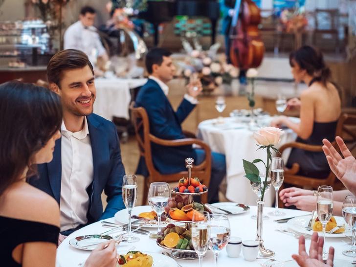 Фото №5 - 4 причины посетить легендарный ресторан «Европа» в Санкт-Петербурге