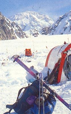Фото №6 - В снегах на Мак-Кинли