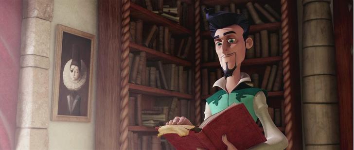 Фото №7 - Классика жанра: 7 мультфильмов, основанных на шедеврах литературы