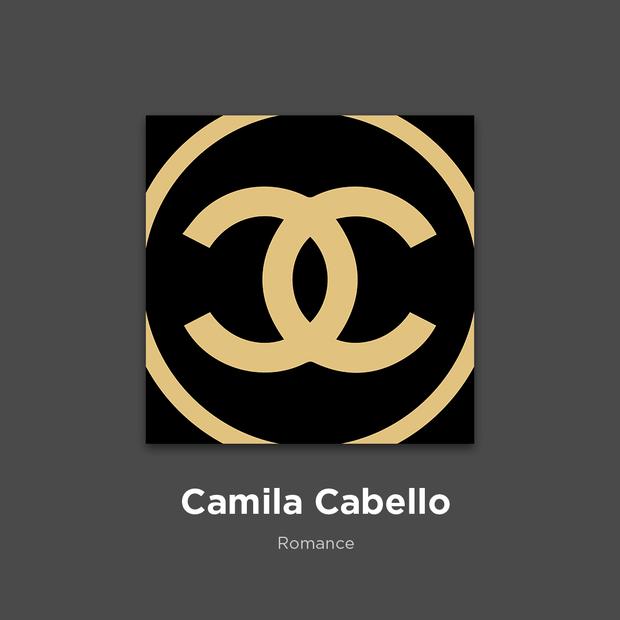 Фото №7 - 27 альбомов поп- и рок-звезд в виде известных логотипов