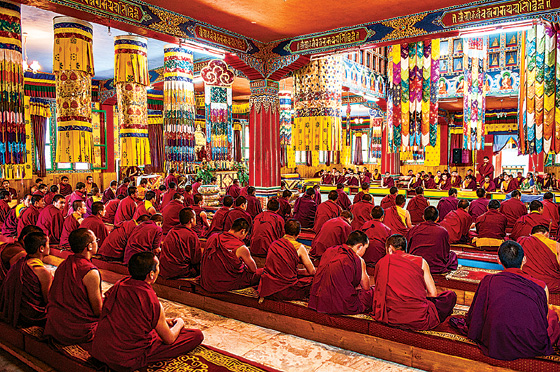 Фото №10 - Свобода под надзором: репортаж из Бутана