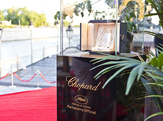 Фото №1 - Компания Chopard представила ювелирную коллекцию Red Carpet 2015