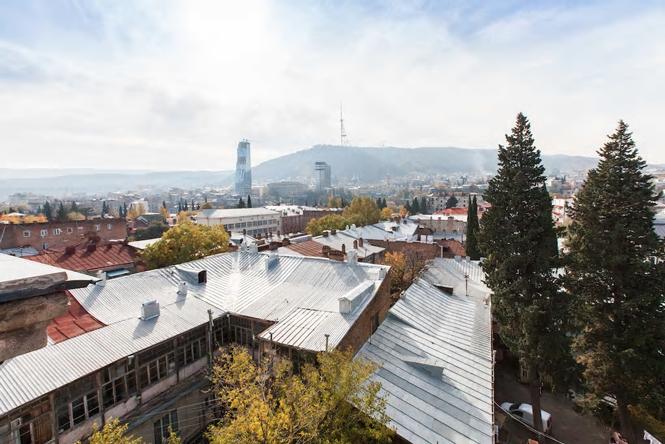 Фото №4 - Грузинская история: остановки в лучших местах Тбилиси
