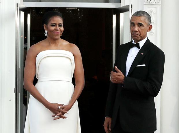 Фото №15 - Мишель Обама и ее триумф: как проходило «становление» Первой леди