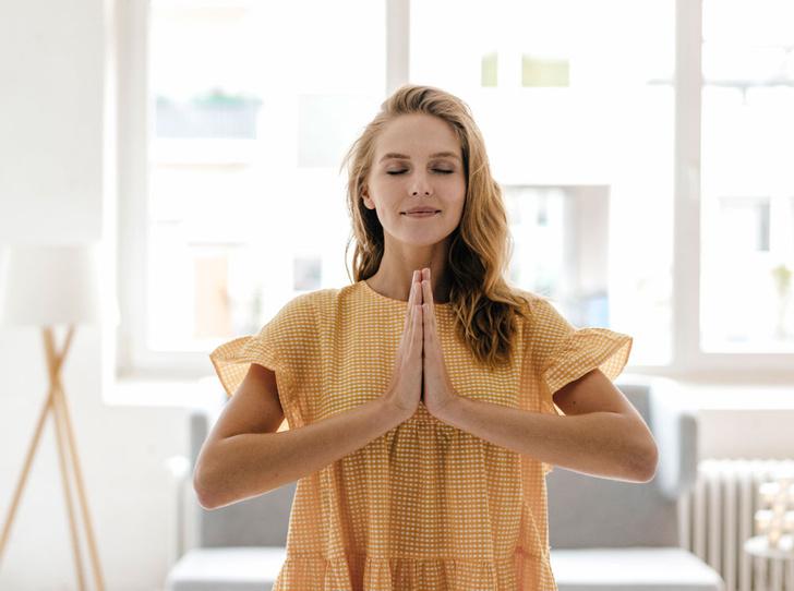 Фото №1 - Простые упражнения, которые помогут вернуть вкус к жизни