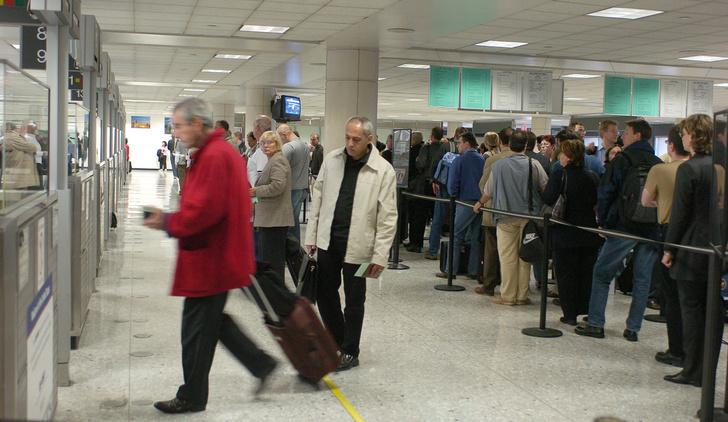 Фото №1 - В Вашингтонском аэропорту больше не нужен паспорт