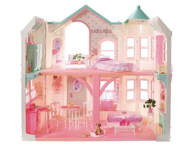 Фото №8 - Это вам не игрушки: захватывающая история любви Барби и Кена
