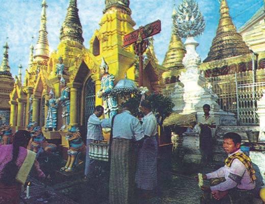 Фото №1 - Собственный город Будды