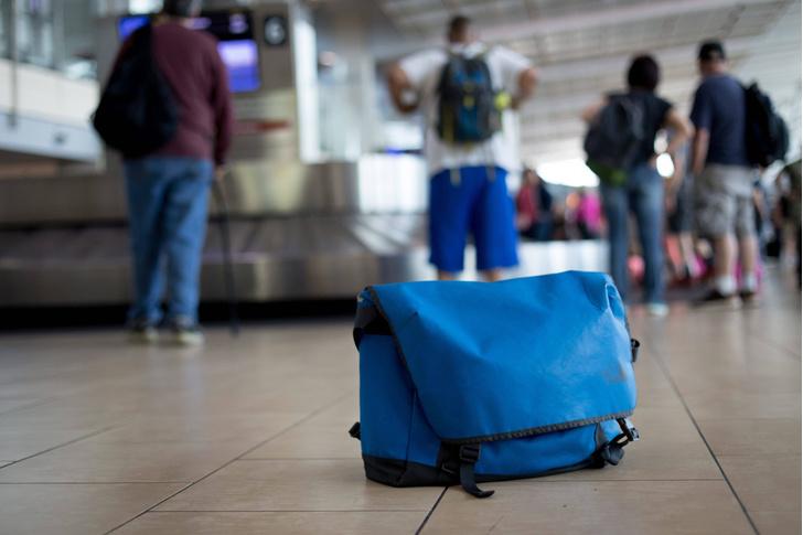 Фото №1 - Где чаще всего теряется багаж туристов