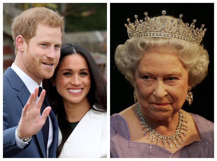 Фото №1 - Главная причина, почему Королева не стала наносить «ответный удар» по Сассекским