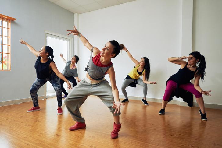 Фото №3 - Топ-5 спортивных направлений, которые в разы эффективнее для похудения, чем бег