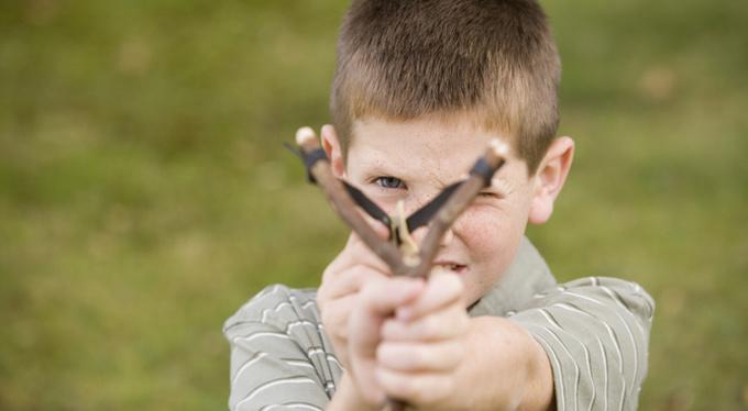 Не дать ребенку стать жестоким