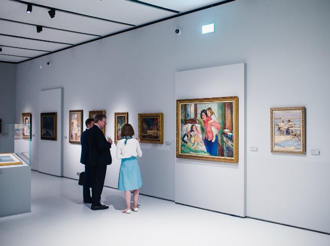 Фото №1 - «Ночь музеев» 2017: лучшее в Москве