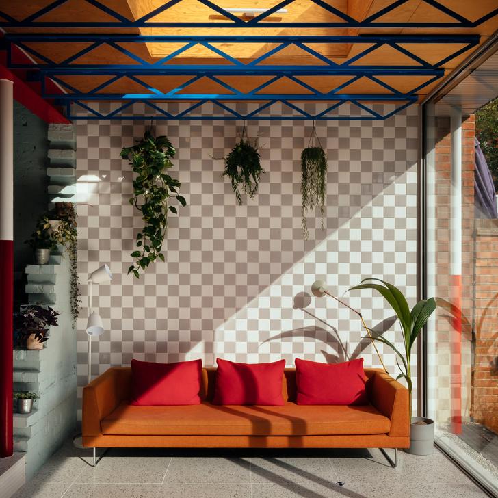 Фото №5 - Дом со стеклянной пристройкой в Лондоне