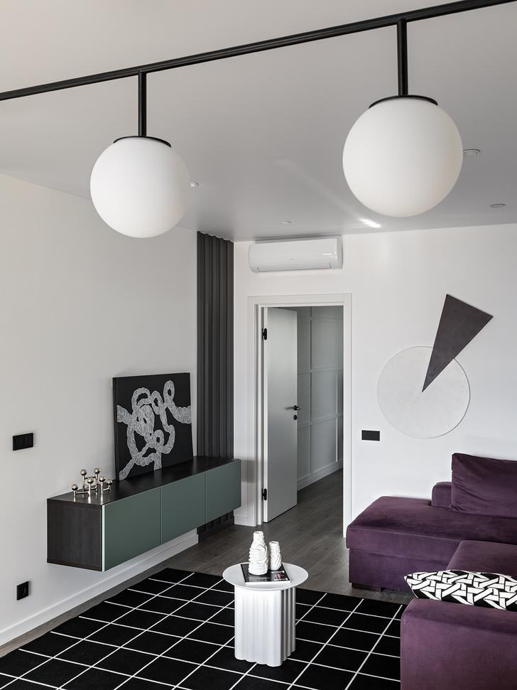 Фото №1 - Теплый минимализм: квартира 78 м² под сдачу в Минске