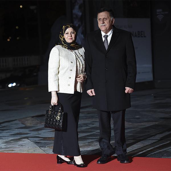 Фото №24 - Боги политического Олимпа: президенты и их жены на званом ужине в Париже