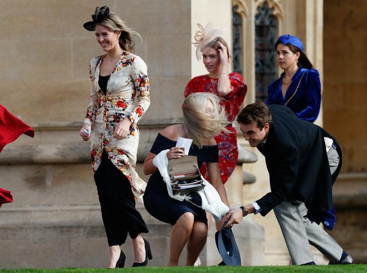 Фото №11 - Интересные факты о свадьбе принцессы Евгении и Джека Бруксбэнка