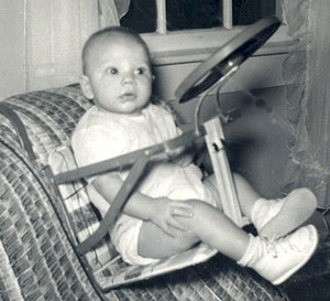 Фото №5 - Поедем, малютка, кататься: первой автолюльке для новорожденных 30 лет