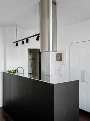 Фото №5 - Интерьер месяца: уютная квартира 35,7 м² в скандинавском стиле