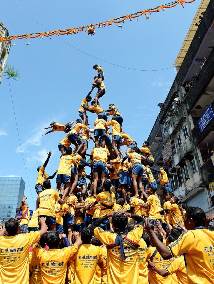 Фото №1 - Традиции: Джанмаштами, Индия