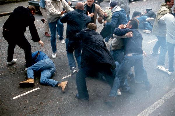 Фото №4 - Потому что мы фирма! Как английская разновидность футбольного хулиганства распространилась на весь мир