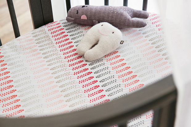 Фото №9 - Скандинавские сны: Stokke® Sleepi™ - новый цвет кроватки-трансформера