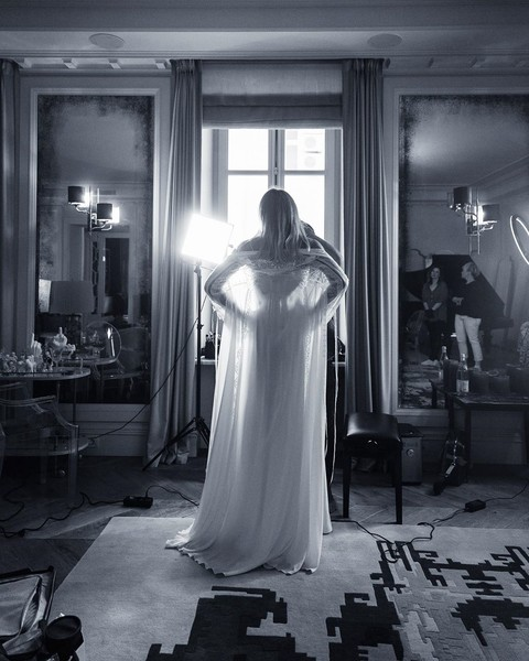 Фото №1 - Светлана Бондарчук раскрыла новые подробности своей свадьбы с Сергеем Харченко