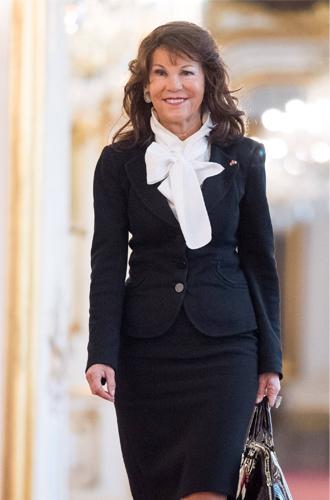 Фото №4 - 5 фактов о Бригитте Бирляйн, первой женщине-канцлере Австрии