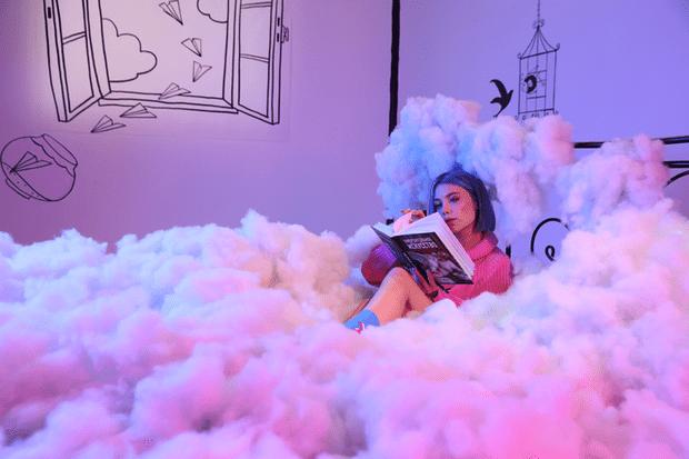 Фото №2 - Лена Шейдлина: «Я всегда дочитываю книги»