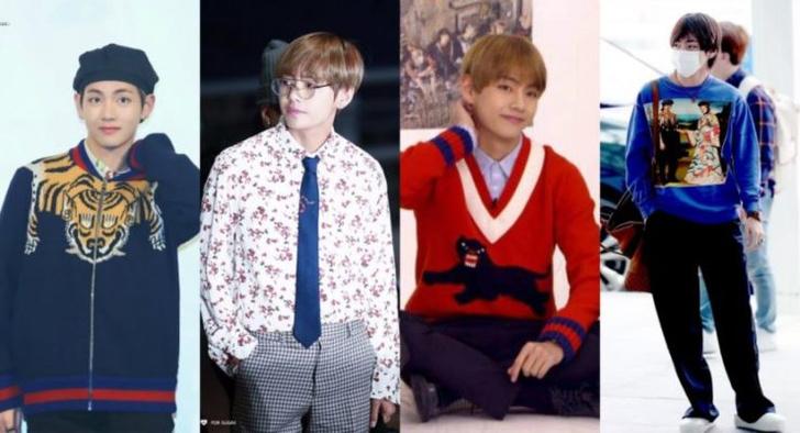 BTS fashion looks: учимся одевать своего парня в стиле любимых айдолов — www.ellegirl.ru